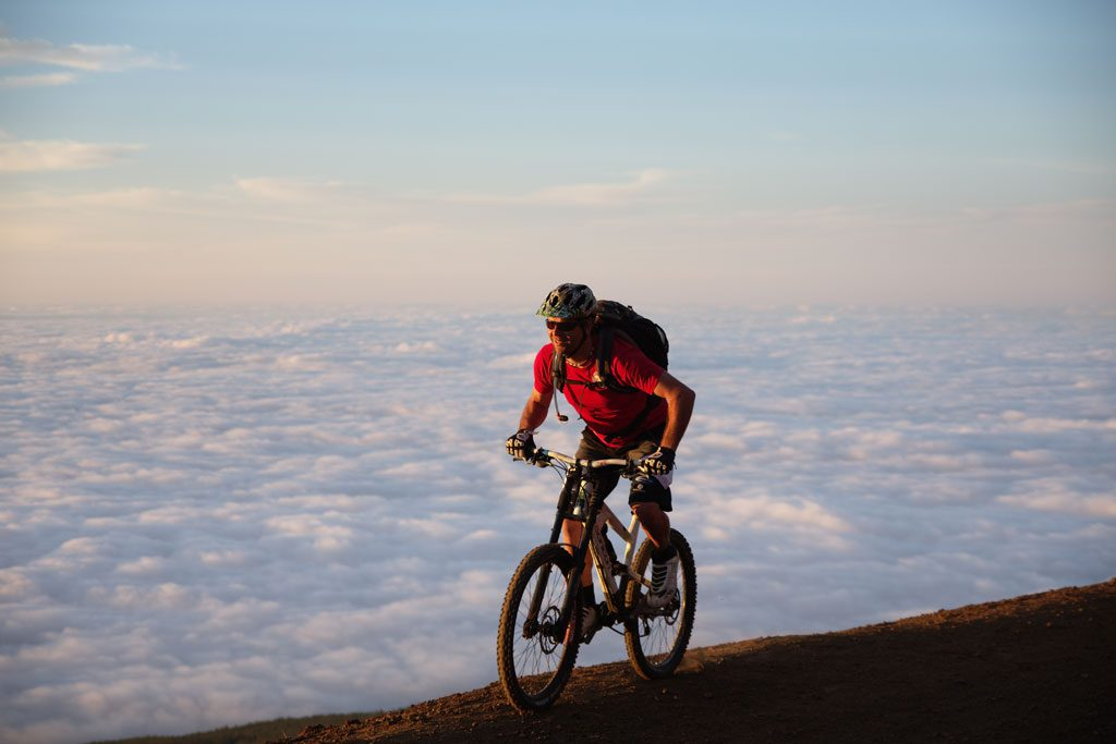 mountainbike-en-tenerife
